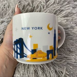 Starbucks You Are Here Series New York Mug, 14 Oz